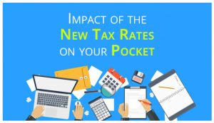Impact of the New Tax Rates on your Pocket 2
